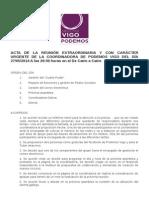 """Podemos Vigo e """"la cuestión del idioma gallego"""" (sic)"""