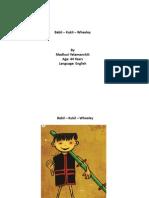 Babil – Kukil – Wheeley - Madhuri Y