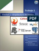 Arquitectura de Oracle Database 11g