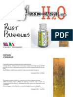 Rust Bubbles True-earth Tutorial