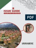 Housing and Slum Upgrading