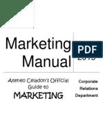 Marketing Manual 14- 15