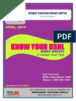 Bsnl-mobile Tariff Apr14