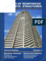 Design of Reinforced Concrete Structure Volume 2 by DR Mashhour a Ghoneim