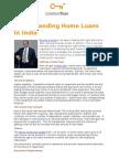 Understanding Home Loans in India