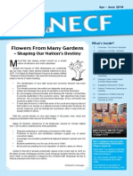 Berita NECF April-June 2014