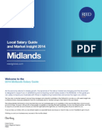 Reed Regional Salary Guide - Midlands