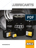 Bell Lubricants European English