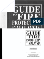 Guide to Fire Protection in Malaysia