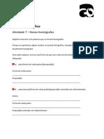 Atividade07 Homografos Acordo Ortografico