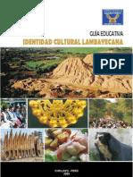 GUIA EDUCATIVA -Lambayeque
