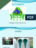 Reciclagem Power Point