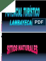 Potencial turístico - Lambayeque
