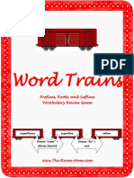 wordtrainsprefixrootandsuffixvocabularygame