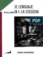 Echevarria, Rafael - Actos Del Lenguaje