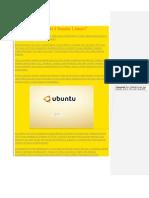 What is Ubuntu Linux