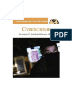 Cybercrime a Reference Handbook