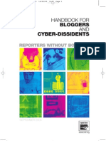 handbook bloggers cyberdissidents-GB