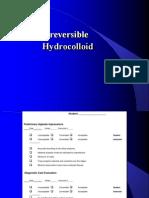 Irrev Hydrocolliod
