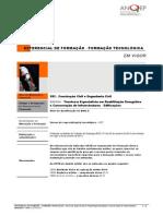 582304 Técnico a Especialista Em Reabilitação Energética e Conservação de Infraestruturas Edificações ReferencialEFA
