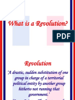 Anatomy of a Revolution