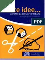 Tante Idee Per Parlare Italiano