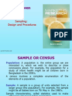 Marketing Research Ch 11