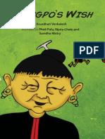Tsangpo's Wish - By ArundhatiVenkatesh