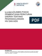 Elemen_Pokok_Pembentukan_Perda_HIV FINAL