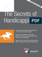 Computer Based Horse Race Handicapping And Wagering Systems Pdf