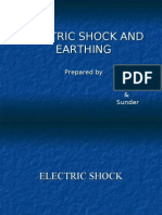 Work Shop Ppt Shock and Earthing