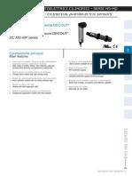 Serie Ms-mp photoelectric sensors