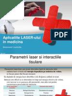 Aplicatiile LASER-ului in Medicina