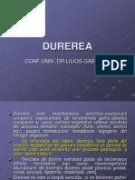 DUREREA