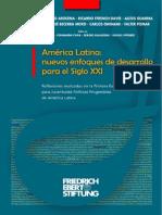 America Latina-nuevos Enfoques de Desarrollo Para El Siglo XXi