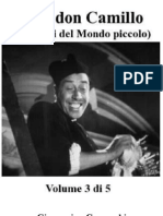 3 - Guareschi Giovanni No - Tutto Don Camillo Volume
