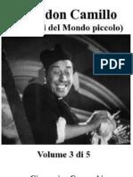 3 - Guareschi Giovanni No - Tutto Don Camillo Volume