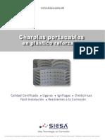 Charolas Cables Electricos SIESA