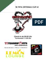 Evercore Fifa Ortenau Cup - Turnierregeln