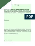 Biology Chapter 9 Form 4