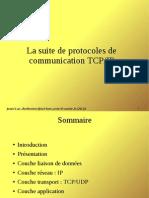 Presentation TCP IP