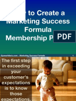 How to Create a Msf Membership Profile 2014 PDF by Jomarhilario