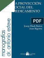 Projeção Sociasl Do Medicamrento. Monografia