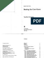 Beating the Caro Kann  by Vassilios Kotronias.pdf