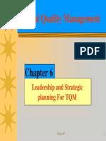 leadershipstrategicplanningfortqm-111213231313-phpapp01
