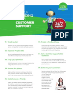 52 Ways to Provide Better Customer Support