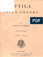 Pálffy Albert - Atilla Isten Ostora