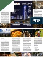 SI 520 Homework 8 - Hong Kong Brochure