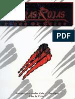 Libro de Tribu Garras Rojas 2a