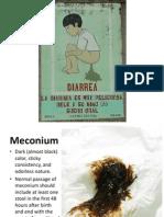 Diarrhea in Peediatrics